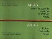 Znalezione obrazy dla zapytania Zdzisław Pucek Jan Raczyński Atlas rozmieszczenia ssaków w Polsce - Mapy