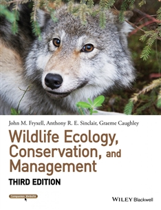 Zdjęcie Wildlife Ecology, Conservation, and Management