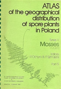 Zdjęcie Atlas of the geographical ... V/5 Mosses