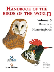 Zdjęcie Handbook of the Birds of the World - Volume 5