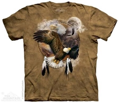 Zdjęcie The Mountain - Eagle Shield  - T-shirt
