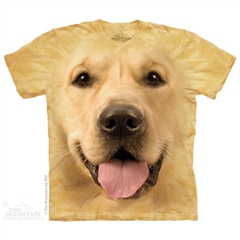 Zdjęcie The Mountain - Big Face Golden  - T-shirt