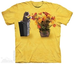 Zdjęcie The Mountain - Flower Kitten - T-shirt