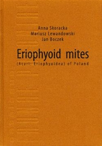 Zdjęcie A catalogue of eriophyoid mites ...