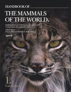 Zdjęcie Handbook of the Mammals of the World - 1