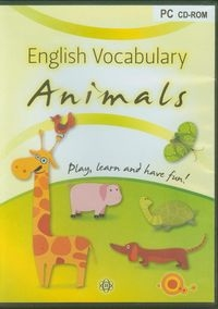 Zdjęcie English Vocabulary Animals - CD