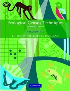 Zdjęcie Ecological Census Techniques: A Handbook
