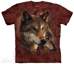 Zdjęcie The Mountain - Forest Wolves - T-shirt