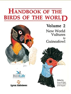 Zdjęcie Handbook of the Birds of the World - Volume 2