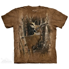 Zdjęcie The Mountain - Birchwood Buck - T-shirt