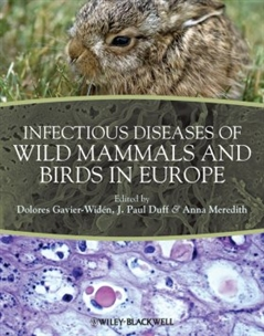 Zdjęcie Infectious Diseases of Wild Mammals and Birds in Europe