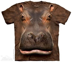 Zdjęcie The Mountain - Hippo Head - T-shirt