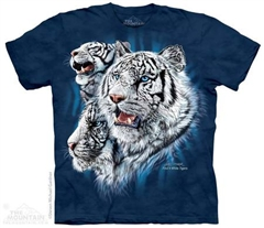 Zdjęcie The Mountain - Find 9 White Tigers - T-shirt