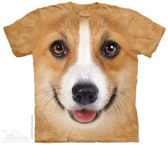 Zdjęcie The Mountain - Corgi Face - T-shirt
