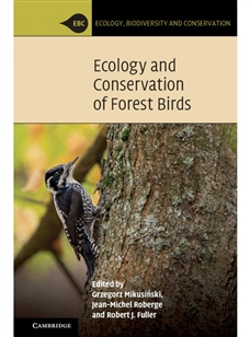 Zdjęcie Ecology and Conservation of Forest Birds
