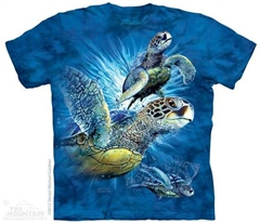 Zdjęcie The Mountain - Find 9 Sea Turtles - T-shirt