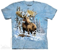 Zdjęcie The Mountain - Find 7 Moose  - T-shirt