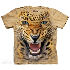 Zdjęcie The Mountain - Angry Leopard - T-shirt