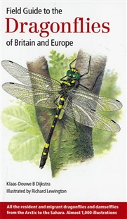 Zdjęcie Field Guide to the Dragonflies of Britain and Europe