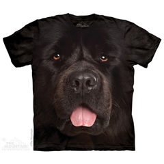 Zdjęcie The Mountain - Big Face Newfie - T-shirt