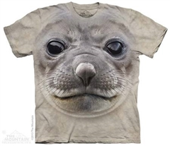Zdjęcie The Mountain - Big Face Seal - T-shirt