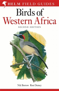 Zdjęcie Field Guide to the Birds of Western Africa