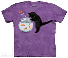 Zdjęcie The Mountain - Fishin Kitten - T-shirt