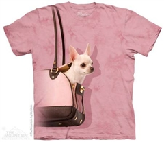 Zdjęcie The Mountain - Handbag Chihuahua - T-shirt