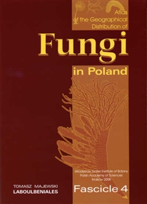 Zdjęcie Atlas of the Geographical ... of Fungi in Poland 4
