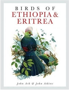 Zdjęcie Birds of Ethiopia and Eritrea: An Atlas of Distributioa