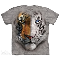 Zdjęcie The Mountain - Big Face Split Tiger - T-shirt