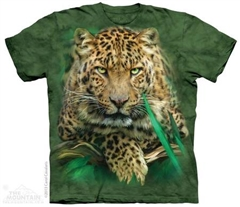 Zdjęcie The Mountain - Majestic Leopard - T-shirt