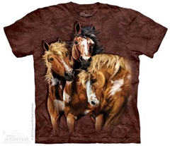 Zdjęcie The Mountain - Find 8 Horses  - T-shirt
