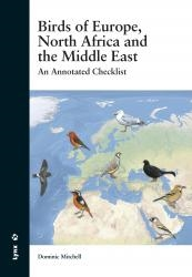 Zdjęcie Birds of Europe, North Africa and the Middle East