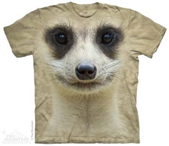 Zdjęcie The Mountain - Meerkat Face - T-shirt