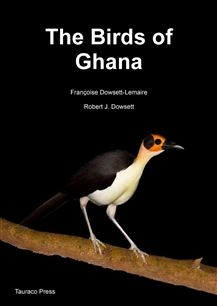 Zdjęcie The Birds of Ghana: An Atlas and Handbook