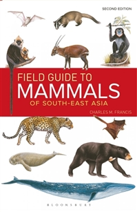 Zdjęcie A Field Guide to the Mammals of South-East Asia