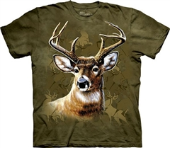 Zdjęcie The Mountain - Camo Deer - T-shirt