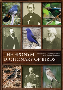 Zdjęcie The Eponym Dictionary of Birds