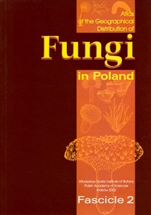 Zdjęcie Atlas of the Geographical ... of Fungi in Poland 2