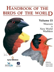 Zdjęcie Handbook of the Birds of the World - Volume 15