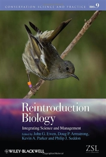 Zdjęcie Reintroduction Biology: Integrating Science and ...