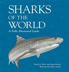 Zdjęcie Sharks of the World: A Fully Illustrated Guide