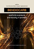 Zdjęcie Bendiocarb. Pesticide exposure and toxicity in animals