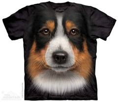 Zdjęcie The Mountain - Australian Shepherd  - T-shirt
