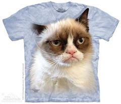 Zdjęcie The Mountain - Grumpy In Blue - T-shirt