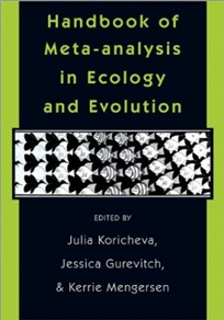 Zdjęcie Handbook of Meta-analysis in Ecology and Evolution