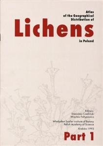 Zdjęcie Atlas of the Geographical Distribution of Lichenes...1