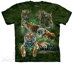 Zdjęcie The Mountain - Jungle Tigers - T-shirt
