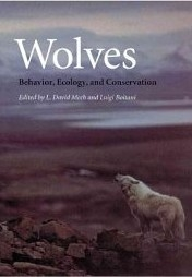 Zdjęcie Wolves: Behavior, Ecology and Conservation